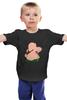 """Детская футболка классическая унисекс """"Питер Гриффин"""" - мультфильм, мульт, family guy, гриффины, peter griffin, питер гриффин"""