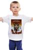 "Детская футболка классическая унисекс ""Iron Maiden Band"" - heavy metal, iron maiden, хэви метал, eddie, bruce dickinson"