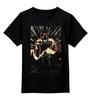 "Детская футболка классическая унисекс ""Dark Knight Rises"" - batman, бэтмен, the dark knight rises, тёмный рыцарь, kinoart"