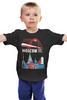 """Детская футболка """"Moscow. Established in 1147"""" - арт, стиль, москва, россия, city"""