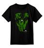 """Детская футболка классическая унисекс """"халк-герой"""" - hulk, халк"""
