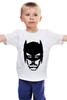 """Детская футболка классическая унисекс """"Доктор Хаус в маске Бэтмена"""" - house, batman, бэтмен, доктор хаус"""