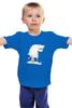 """Детская футболка классическая унисекс """"Мороженное Старк"""" - старк"""