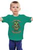"Детская футболка ""Ктулху (англ. Cthulhu) "" - ктулху, cthulhu"