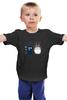 "Детская футболка ""Вперёд Тоторо"" - аниме, doctor who, тоторо, доктор кто, тардис"