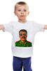 """Детская футболка классическая унисекс """"Сталин"""" - вождь, сталин, stalin"""