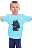 """Детская футболка """"Бэтмен (Batman)"""" - batman, бэтмен, темный рыцарь"""
