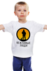 """Детская футболка """"Вежливые люди"""" - армия, россия, логотип, ратник, силовые структуры"""