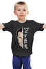 "Детская футболка классическая унисекс ""Мориарти (Шерлок Холмс)"" - sherlock, мориарти, шерлок холмс"