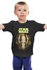 """Детская футболка классическая унисекс """"star wars"""" - star wars, dark side, звёздные войны, гривус"""