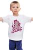 """Детская футболка классическая унисекс """"Dexter"""" - dexter, декстер, сериал, drama, dexter morgan, serial killer, suspense, серийный убийца, декстер морган"""