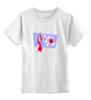 """Детская футболка классическая унисекс """"Джессика Рэббит и Кролик Роджер"""" - jessica rabbit, джессика рэббит, кролик роджер"""
