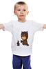 """Детская футболка """"Бэтмен и Пингвин"""" - batman, пингвин, бэтмен"""
