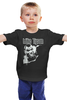 "Детская футболка классическая унисекс ""Mike Tyson"" - бокс, боксер, майк тайсон, mike tyson"