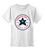 "Детская футболка классическая унисекс ""Звезда из Марио "" - star, звезда, mario, марио"