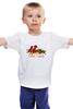 """Детская футболка классическая унисекс """"Я помню, я горжусь!"""" - победа, 9 мая, день победы"""