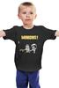 """Детская футболка классическая унисекс """"Миньоны"""" - мульт, миньоны, тарантино, гадкий я, minions"""