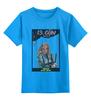 "Детская футболка классическая унисекс ""friday the 13th"" - jason, пятница 13-е, джейсон, friday the 13th, kinoart"