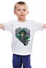 """Детская футболка """"dr. doom"""" - doom, marvel, доктор дум"""