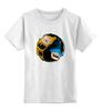 """Детская футболка классическая унисекс """"Scorpion x Sub-Zero (Mortal Kombat)"""" - mortal kombat, файтинг, mk, мортал комбат, cмертельная битва"""