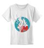 """Детская футболка классическая унисекс """"Полет мысли"""" - арт, полет, fly, thoughts, взрыв мозга, самолеты"""