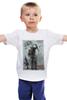 """Детская футболка """"Робот по имени Чаппи"""" - арт, robot, робот, chappie, робот по имени чаппи"""