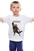 "Детская футболка ""Енот Ракета"" - comics, комиксы, marvel, енот, марвел, ракета, стражи галактики, guardians of the galaxy"