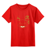 """Детская футболка классическая унисекс """"Майк Тайсон (Mike Tyson)"""" - бокс, майк тайсон, mike tyson"""