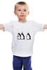 """Детская футболка классическая унисекс """"Пингвины"""" - прикол, приколы, пингвины, прикольные"""