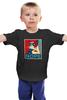 """Детская футболка классическая унисекс """"Угрюмый кот"""" - мем, постер, grumpy cat, сердитый котик, угрюмый кот"""