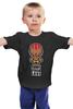 "Детская футболка ""Dhalsim (Street Fighter)"" - файтинг, уличный боец, curry yoga love, street fighting"