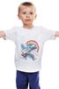 """Детская футболка классическая унисекс """"Rainbow Dash"""" - pony, mlp, rainbow, dash"""