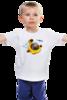"""Детская футболка """"Вперед в Космос!"""" - круто, планета, космос, полет, детские, детская, на праздник, скорость, детей, ребенку"""