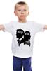 """Детская футболка классическая унисекс """"50 оттенков серого (Fifty Shades of Grey)"""" - бдсм, 50 оттенков серого, 50 shades of grey"""