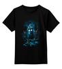 """Детская футболка классическая унисекс """"Восстание машин"""" - doctor who, доктор кто, тардис, терминатор, черепа"""