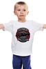 """Детская футболка классическая унисекс """"Гараж Торетто (Форсаж)"""" - форсаж, торетто, the fast and the furious, гараж"""