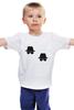 """Детская футболка классическая унисекс """"Братья Блюз (The Blues Brothers) """" - братья блюз, джон белуши, дэн эйкройд"""