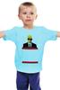 """Детская футболка """"Эминем (Бог Рэпа)"""" - rap, god, eminem, эминем, бог рэпа"""