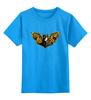 """Детская футболка классическая унисекс """"Бэтмен (Batman)"""" - batman, бэтмен, dc"""