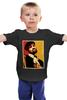 """Детская футболка классическая унисекс """"Big Proof (D12)"""" - rap, рэп, пруф, proof"""