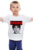 "Детская футболка ""Овечкин"" - хоккей, nhl, нхл, овечкин, ovechkin"