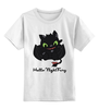 """Детская футболка классическая унисекс """"Ночная Фурия (Night Fury)"""" - night fury, как приручить дракона, ночная фурия"""