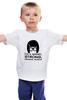 """Детская футболка """"Умная, сильная женщина (Тина Белчер)"""" - strong, smart, закусочная боба, bob's burgers, sensual"""