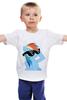 """Детская футболка классическая унисекс """"Rainbow Dash"""" - rainbow dash, mlp, my little pony, пони"""