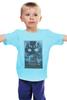 "Детская футболка ""Friday the 13th"" - маска, пятница 13-е, джейсон, friday the 13th, kinoart"