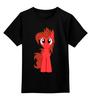 "Детская футболка классическая унисекс ""Little Pony "" - pony, mlp, пони, little pony"