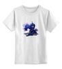 """Детская футболка классическая унисекс """"Luna the princess"""" - pony, mlp, luna"""