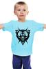 """Детская футболка """"Злой Медведь"""" - bear, медведь"""