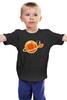 """Детская футболка классическая унисекс """"Жемчуг дракона (Dragon Ball)"""" - манга, жемчуг дракона, dragon ball"""