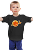 "Детская футболка ""Жемчуг дракона (Dragon Ball)"" - манга, жемчуг дракона, dragon ball"